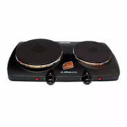 Anafe Electrico Doble Negro Ultracomb 2250w An6600