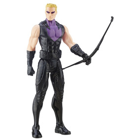 Boneco Vingadores Titan Hero 28cm - Marvels Hawkeye B8501