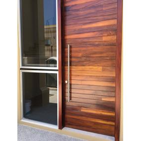 Puertas principales en madera en mercado libre m xico for Puertas de madera principales precios