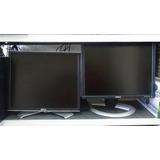 Monitores Dell/hp/sansumg /lg De 19 Con Garantía