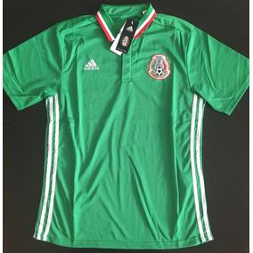 a66108aa0267e Polo Adidas De La Seleccion Mexicana en Mercado Libre México