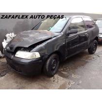 Sucata Fiat Palio 1.0 Fire 2 Portas 2001 - Somente Peças !