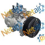 Compressor Denso 10p15 Vw Constellation 19-320/31-370/25-370