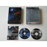 Castlevania Lords Of Shadow Limited Edition Ps3