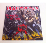 Vinilo Iron Maiden - The Number Of The Beast - Envío Gratis