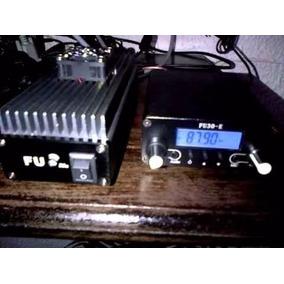 Transmisor Fm 30w Comunitaria