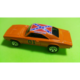 General Lee Custom.hw Dodge Charger Esc.1.64.unico Do Ml.new