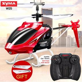 Helicóptero De Controle Remoto, Original Syma-w25, Barato