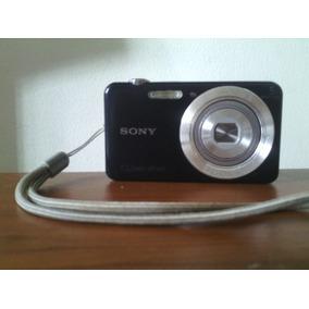 Cámara Sony Cyber-shot 16 Mega Pixeles 5x Optical Zoom