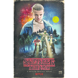 Blu-ray + Dvd Stranger Things (gift Set Vhs) - Importado