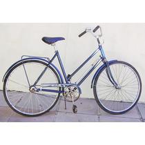 Bicicleta Antiga - The Humber Anos 50
