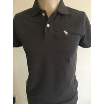 Camiseta Polo Abercombie & Fitch