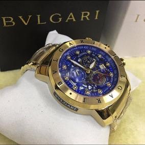 Bvlgari Luxo Automatico Relógio