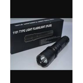 Lanterna Tática Choque 6000w 1000 Lumens Potente