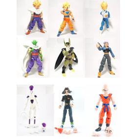 Boneco Dragonball Z Brinquedo Unidade Coleção Menino Goku