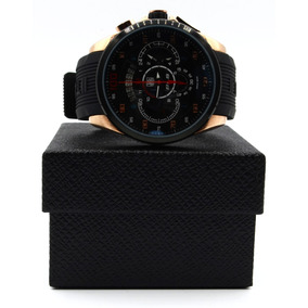 3b164cc1503 Emborrachado Gcm Masculino - Relógios no Mercado Livre Brasil