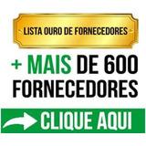 Lista Top + 500 De Fornecedores Brasileiros