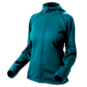 Campera Softshell Rompeviento Nexxt Mujer Local Palermo