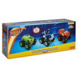Blaze Y Los Monster Machines: Monster Machine Pals