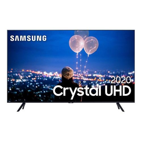 "Smart TV Samsung UN75TU8000GXZD LED 4K 75"""