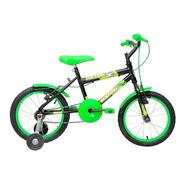 Bicicleta Cairu 16 Mtb Masculina Verde