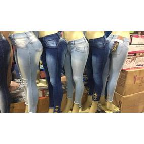 Jeans De Dama Por Mayor X 10 Unidades
