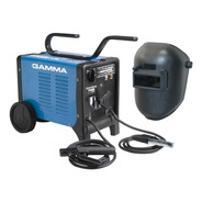 Soldadora Para Electrodos Turbo 265 Gamma Con Mascara