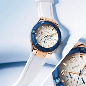 Reloj Guess Ladies Blue-tone U0564l1 | Watchito