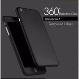 Estuche 360 Iphone 7 Incluye Vidrio Templado