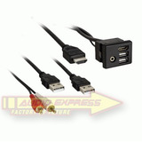 Extension Vehiculo Aux-usb/hdmi Cadillac Ats 15 Axgmusbaux3