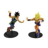 Dragon Ball Z La Figura De Conjunto Hijo Gokou Bardock Daño