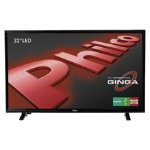 Tv 32 Led Hd Ph32e31dg 1 Usb, 2 Hdmi, Dtv, Ginga - Philco