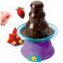 Fonte De Chocolate Kids Chef Gostoso E Divertido Multikids