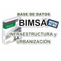 Bimsa 2016 Infraestructura Base Datos 2016 (oferta)