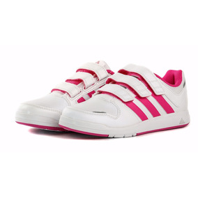 Oferta! Tenis adidas Lk Trainer, Niña Running Correr Escolar