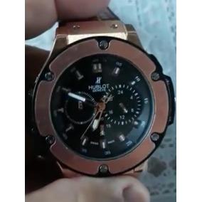 5962f51ab37 Hublot Big Bang Serie Especial Flamengo - Relógios De Pulso no ...