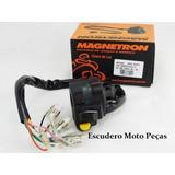 Chave De Luz Honda Cg 125 Today Ano: 92 Á 94 Magnetron