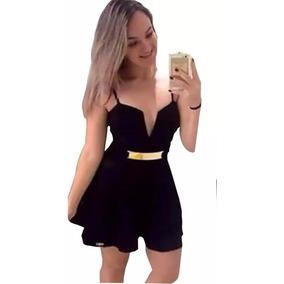 Vestido Godê Rodado Rodado Princesa Panicat Balada Festa V