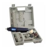 Mini Retifica Com 62 Acessorios Bateria Recarregavel