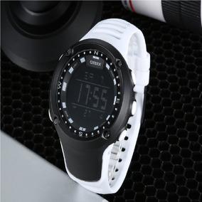 Relógio Masculino Ohsen Moda Lcd À Prova D´agua De Esporte