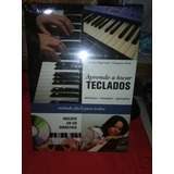 Aprende A Tocar Teclados + Cd Didactico - Cesare Regazzoni