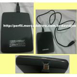 Cabo De Dados Usb Hd Externo Samsung S2 Portable 500gb 250gb