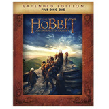 Dvd The Hobbit Trilogy / 3 Films / 15 Dvds Version Extendida