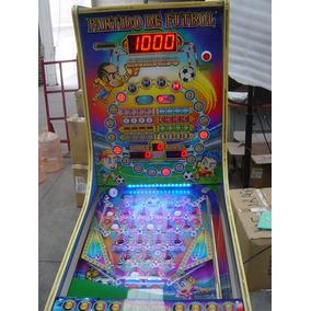 Maquina Pin Ball 5 Pelotas