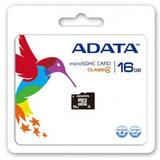Memoria Sd Adata Microsd Class 4 - 16 Gb, 14 Mb/s, 5 Mb/s,