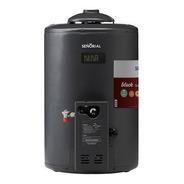 Termotanque Señorial  Black 2.0 Gas 50 Litros