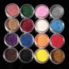 Glitter Pigmento Olhos Pó Sombra Maquiagem 5g
