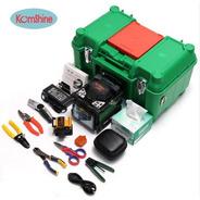 Fusionadora Fibra Optica Gx36 Komshine Kit Completo