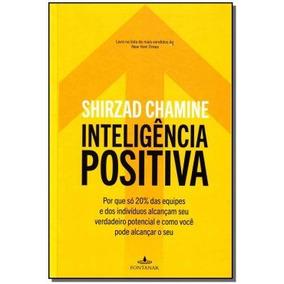 Inteligência Positiva,chamine, Shirzad