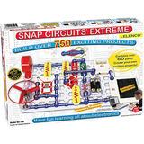 Circuitos Snap Kit Extreme Sc-750 Electrónica Descubrimiento